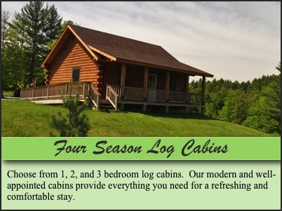 Muddy Moose - Four Season Log Cabins